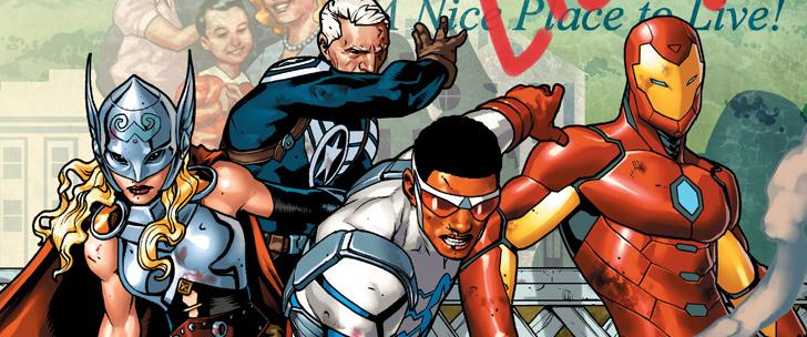 Avant-Première VO: Review Avengers Standoff – Assault On Pleasant Hill Alpha #1