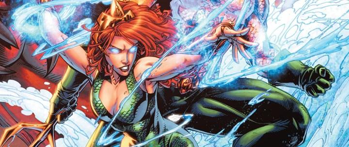 Avant-Première VO: Review Aquaman #50