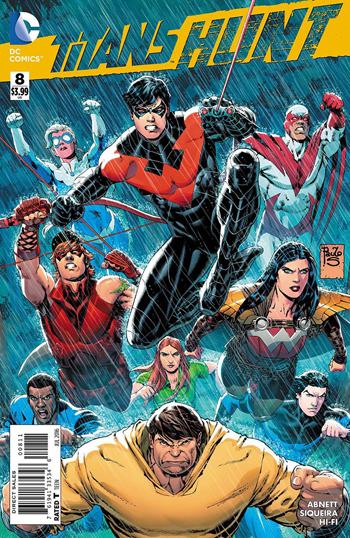 Avant-Première VO: Review Titans Hunt #8
