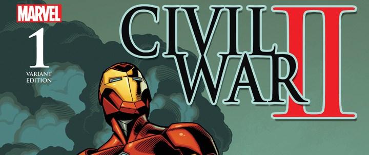 Avant-Première VO: Review Civil War II #1