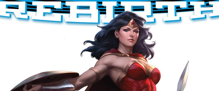 Avant-Première VO: Review Wonder Woman: Rebirth #1