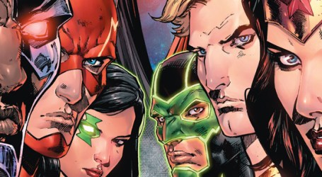 Avant-Première VO: Review Justice League Rebirth #1