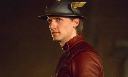 Flash: Interview de Teddy Sears