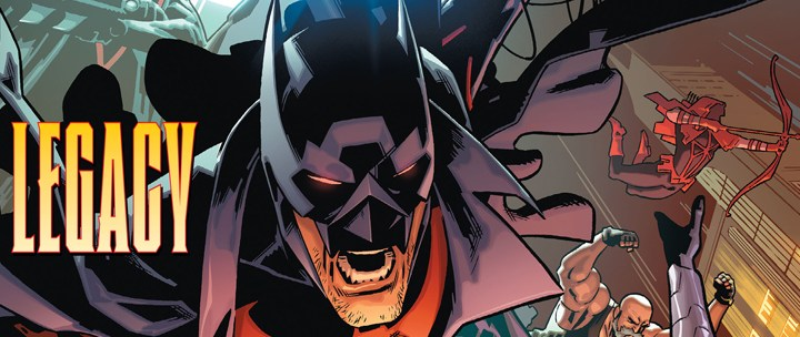 Avant-Première VO: Review Earth 2: Society Annual #1