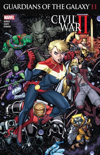 Avant-Première VO: Review Guardians of the Galaxy #11