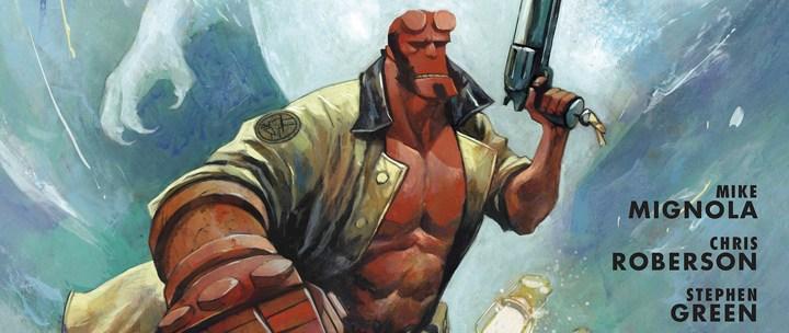 Avant-Première VO: Review Hellboy And The B.P.R.D.: 1954 – Black Sun #1
