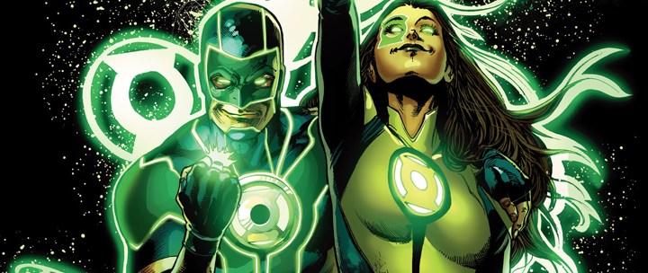 Avant-Première VO: Review Green Lanterns #7