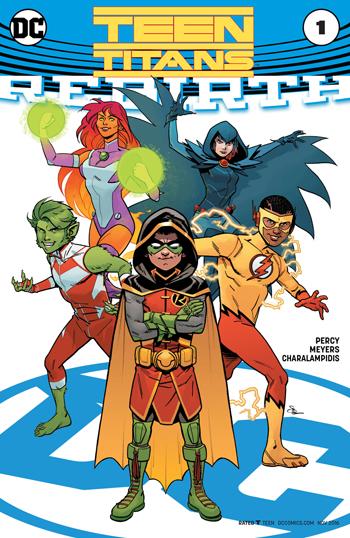 Teen Titans: Rebirth #1