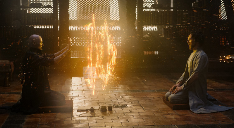 Doctor Strange, la review