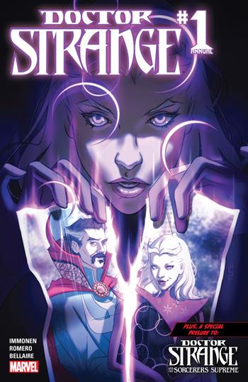Avant-Première VO: Review Doctor Strange Annual #1