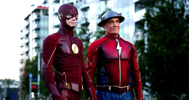 Flash S03E02