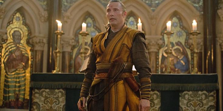 Doctor Strange: Interview Mads Mikkelsen