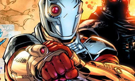 Avant-Première VO: Review Suicide Squad #5