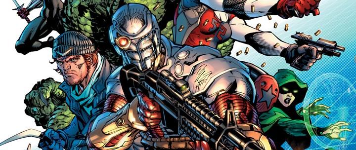 Avant-Première VO: Review Suicide Squad #3