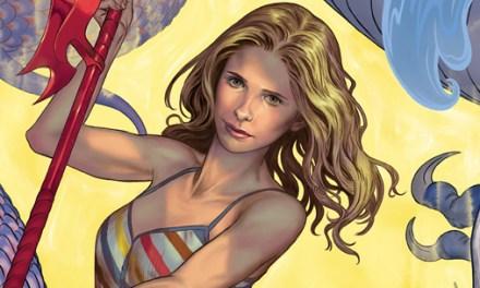 Avant-Première VO: Review Buffy The Vampire Slayer Season 11 #1