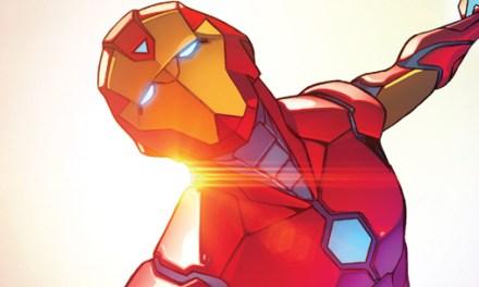 Avant-Première VO: Review Invincible Iron Man #1