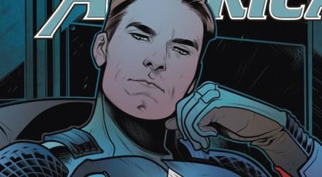Avant-Première VO: Review Captain America: Steve Rogers #8