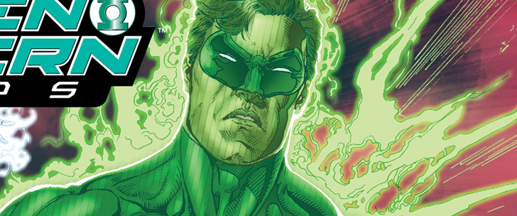 Avant-Première VO: Review Hal Jordan And The Green Lantern Corps #10