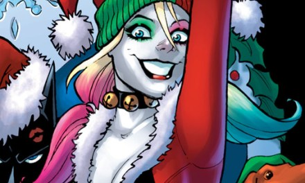Avant-Première VO: Review Harley Quinn #10
