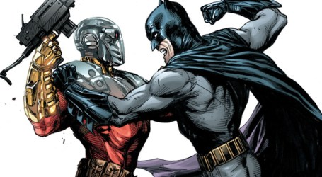 Avant-Première VO: Review Justice League vs. Suicide Squad #1
