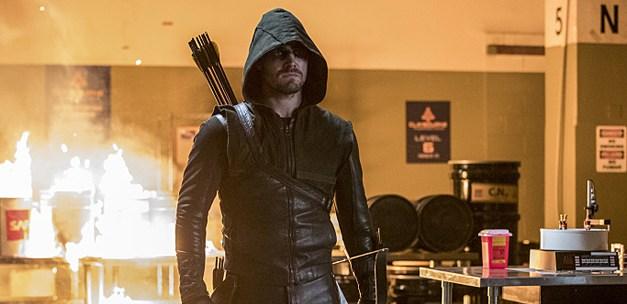 Arrow S05E09