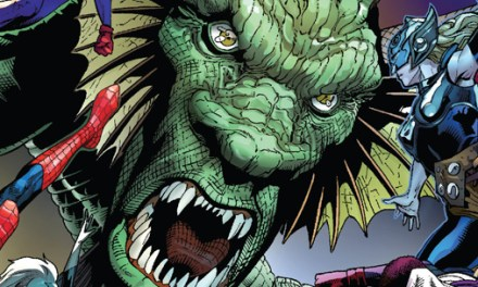 Avant-Première VO: Review Monsters Unleashed #1