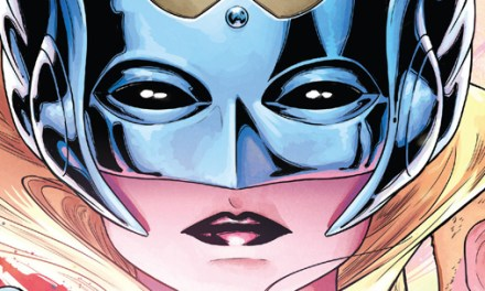Avant-Première VO: Review Mighty Thor #15