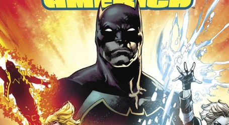 Avant-Première VO: Review Justice League Of America #1