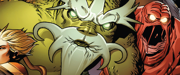 Avant-Première VO: Review Monsters Unleashed #2