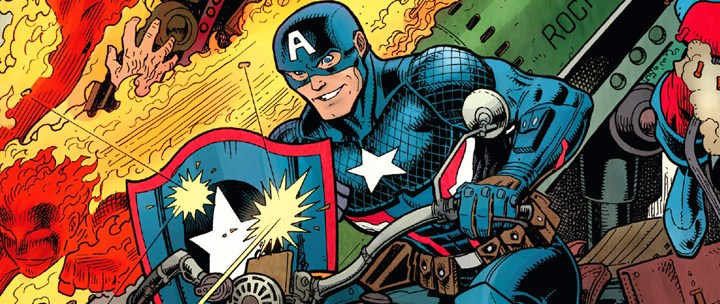 Avant-Première VO: Review Captain America: Steve Rogers #13