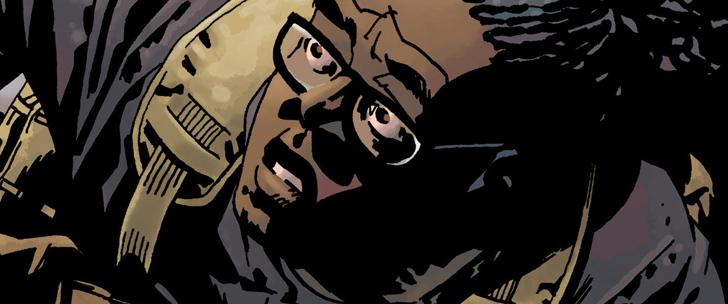 Avant-Première VO: Review Walking Dead #165