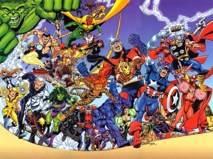 AvengersPerez