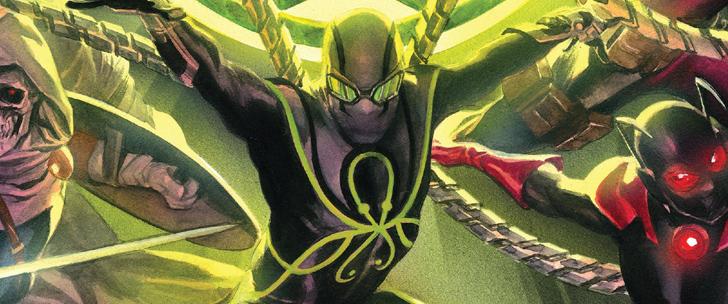 Avant-Première VO: Review Avengers #10