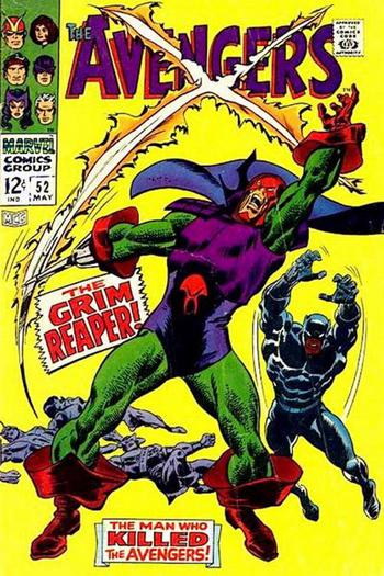 Avengers #4 (1964)