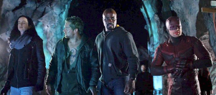 Marvel's The Defenders – Episodes 5 à 8