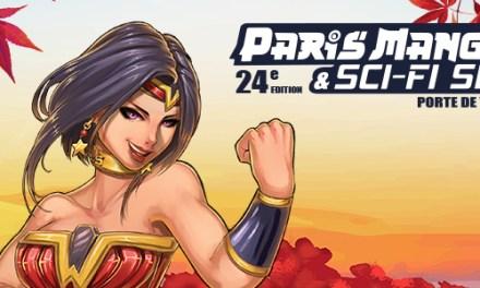 Paris Manga & Sci-Fi Show ce week-end