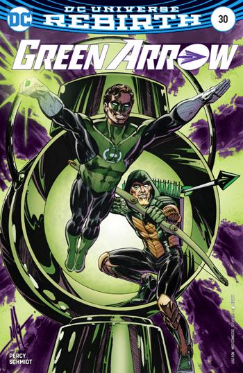 Green Arrow #30