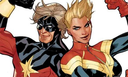 Avant-Première VO: Review Generations – Captain Marvel & Captain Mar-Vell #1