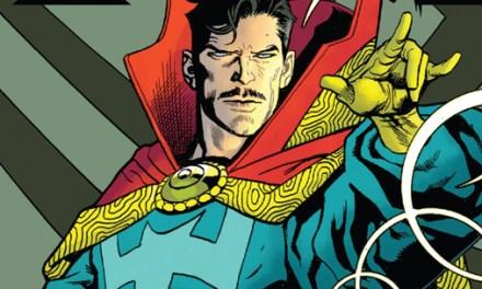 Avant-Première VO: Review Doctor Strange #25