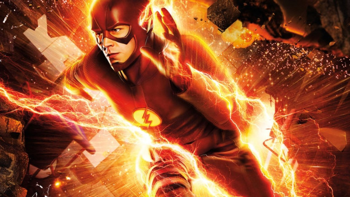The Flash S04E01