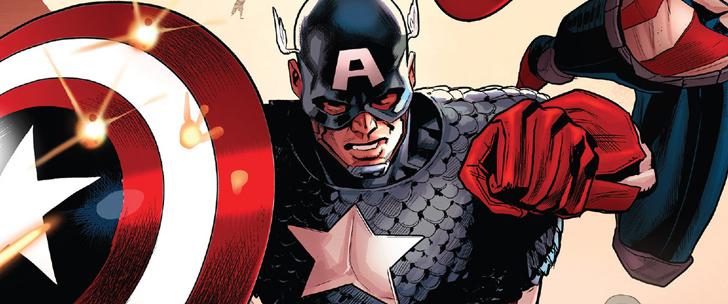 Avant-Première VO: Review Generations - Sam Wilson: Captain America & Steve Rogers: Captain America #1
