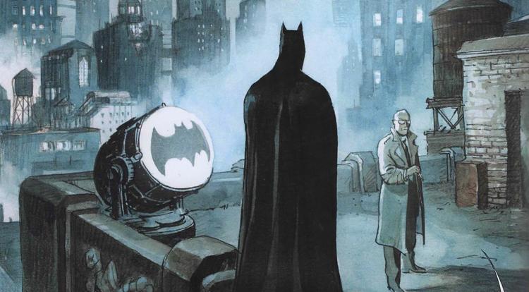 Batman/Marini : Tous les chemins mènent à Gotham !