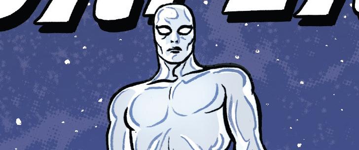 Avant-Première VO: Review Silver Surfer #14