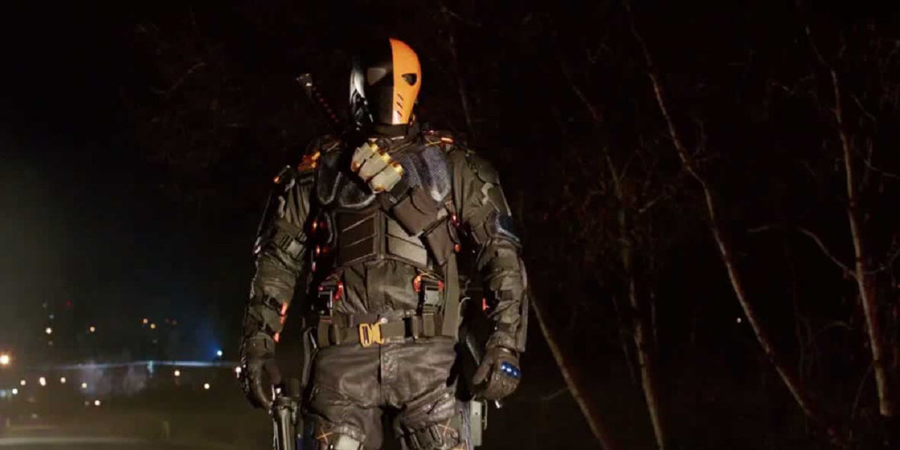 Arrow: Interview Manu Bennett