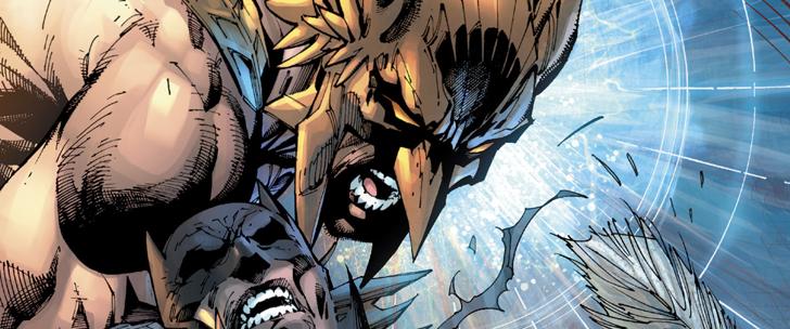 Hawkman: Found #1