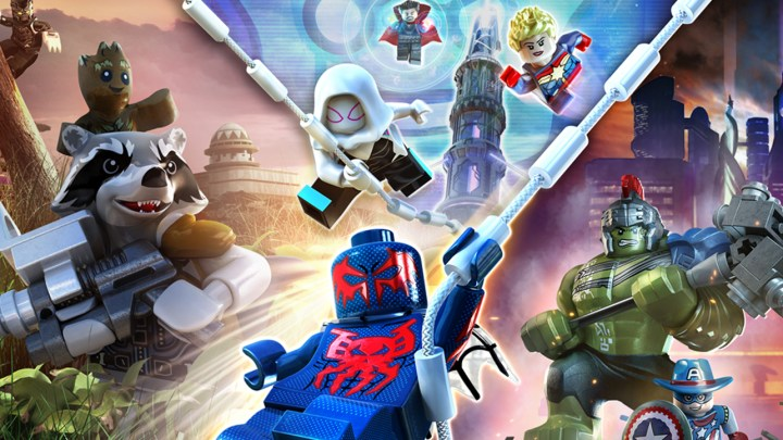Review: LEGO Marvel Super Heroes 2