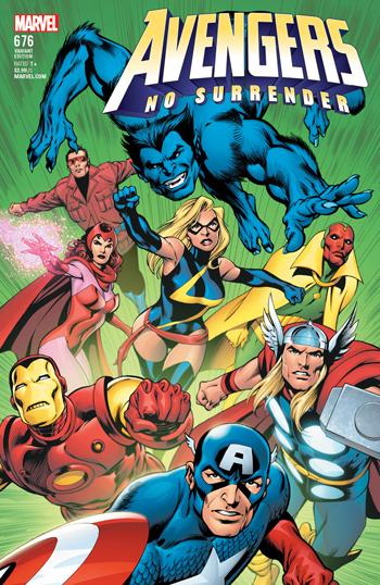 Avengers #676