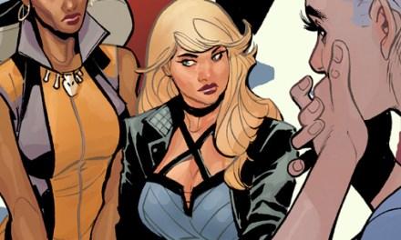 Avant-Première VO: Review Justice League of America #23