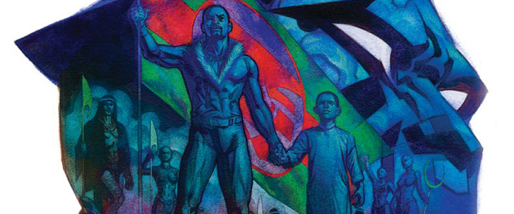 Avant-Première VO: Review Rise of the Black Panther #1