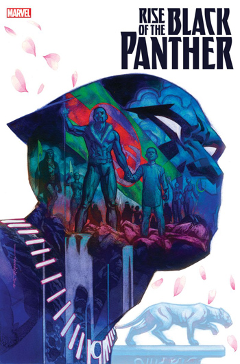 Rise of the Black Panther #1